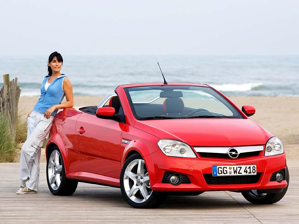 Opel Tigra Twin Top: Gama 2006