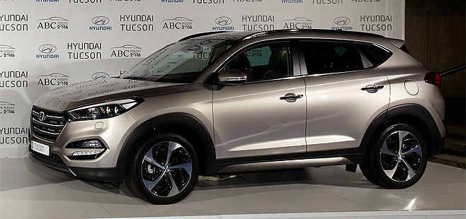 Premio para el Hyundai Tucson