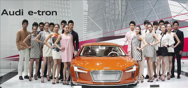 Audi crea nuevos sonidos para sus vehículos eléctricos