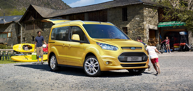 Ford Tourneo Connect Ecoboost 1.0