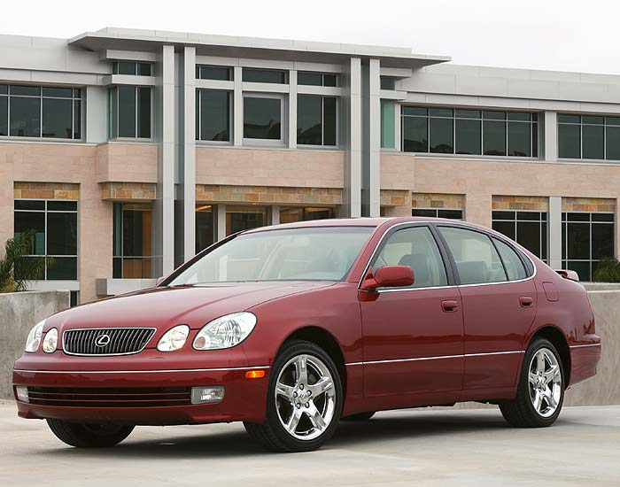 Lexus GS 430 2005