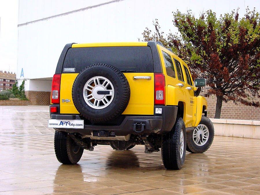 Hummer H3 2005-12-15