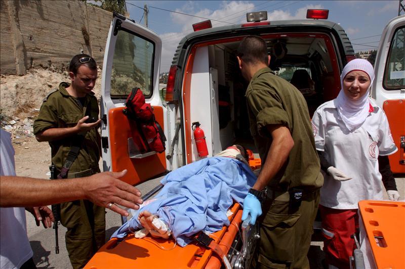 Seis muertos, en su mayoría escolares, en un accidente en Cisjordania