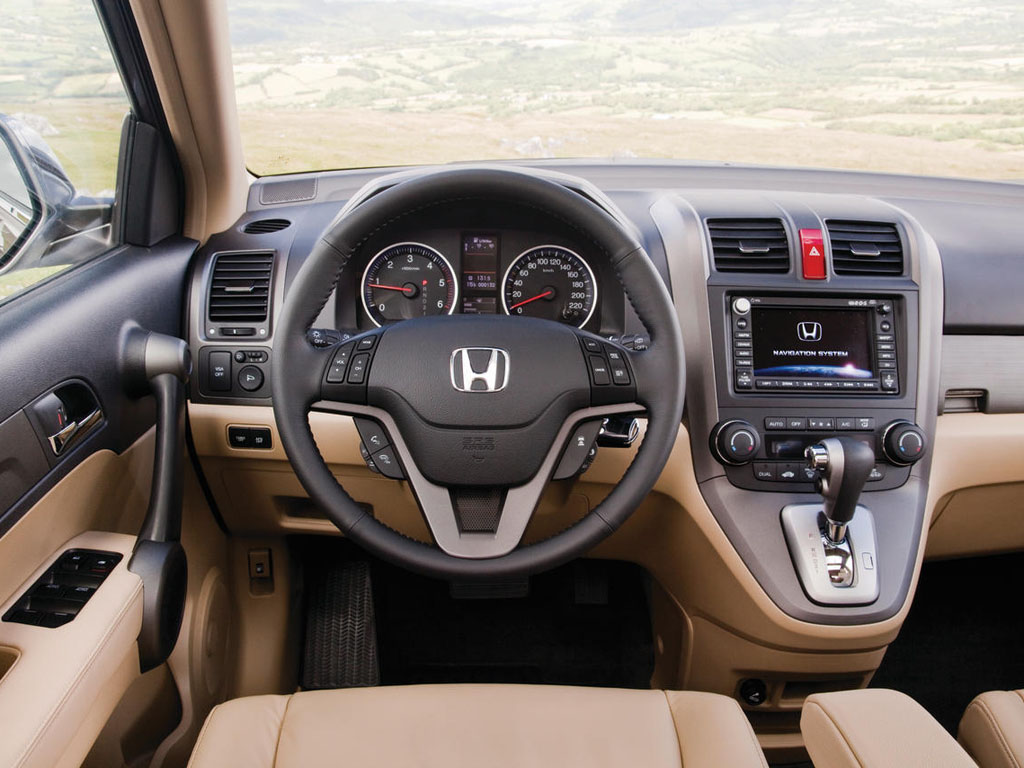 Honda CR-V 2009-12-18