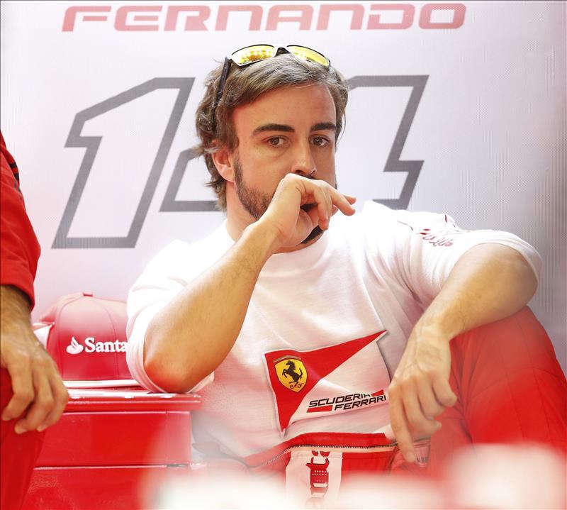 Alonso: 'Más o menos sé qué voy a hacer el año que viene'