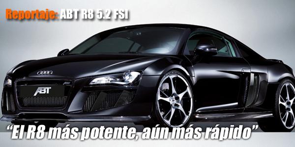 ABT R8 5.2 FSI