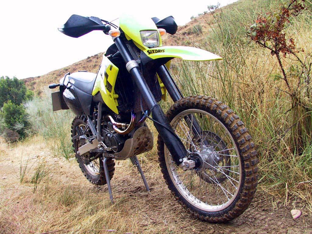 KTM LC4 E 640 Six Days