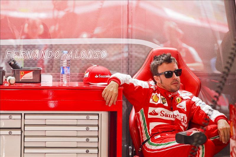 Alonso buscará otra plusmarca con una cuarta victoria en Baréin