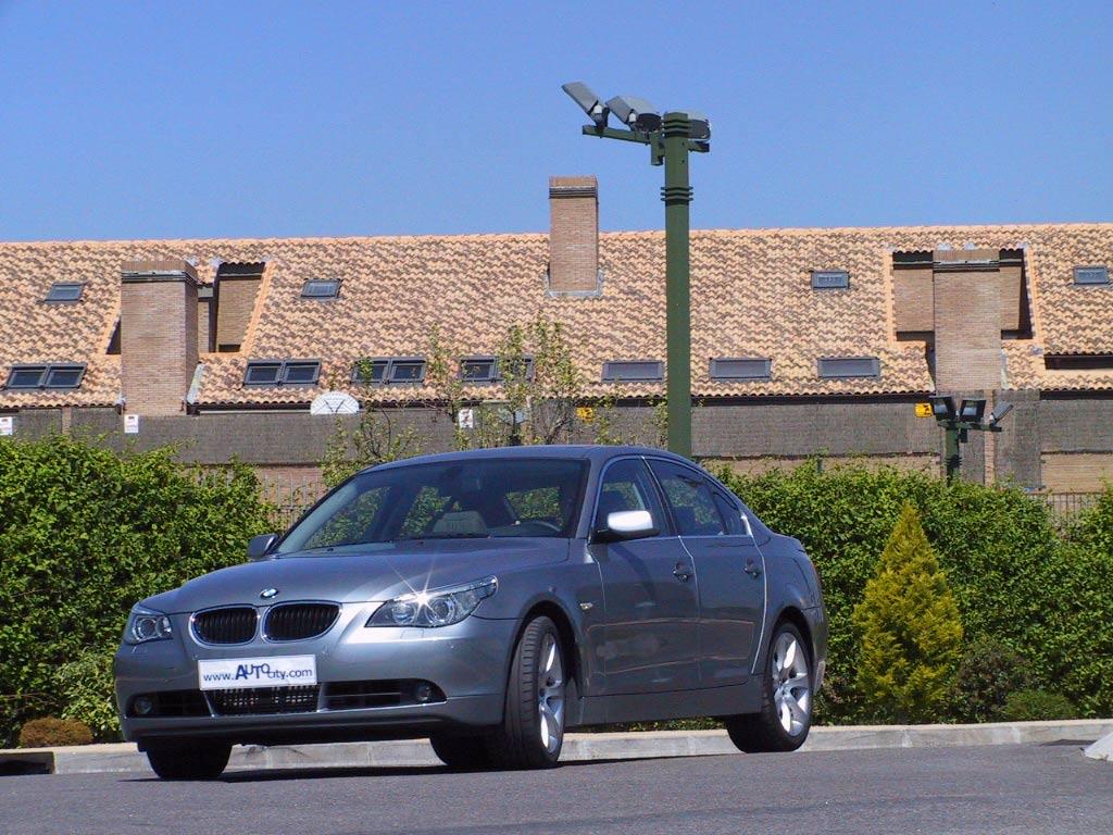 BMW 535D 1