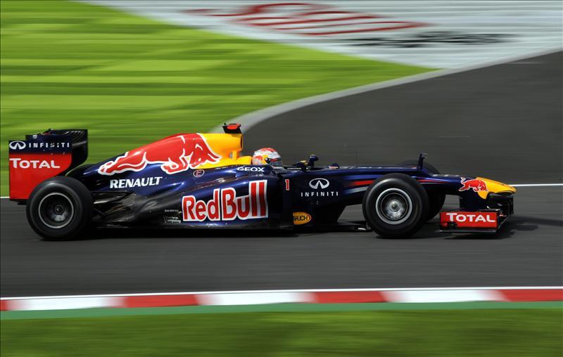 Vettel y las alas de Red Bull amenazan a un Alonso desafortunado en Suzuka