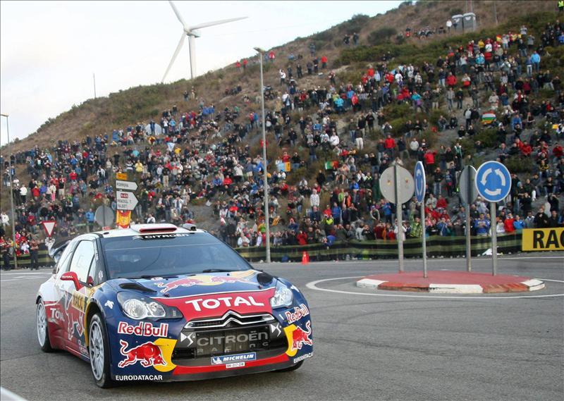 Loeb busca en 'casa' una victoria para encauzar el mundial