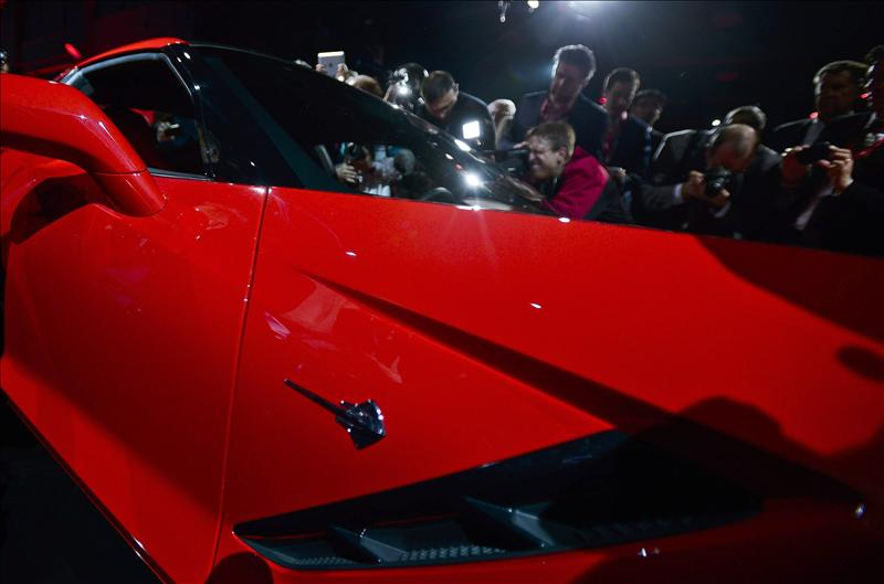 El Corvette Stingray cabrio será la novedad de Chevrolet en Ginebra