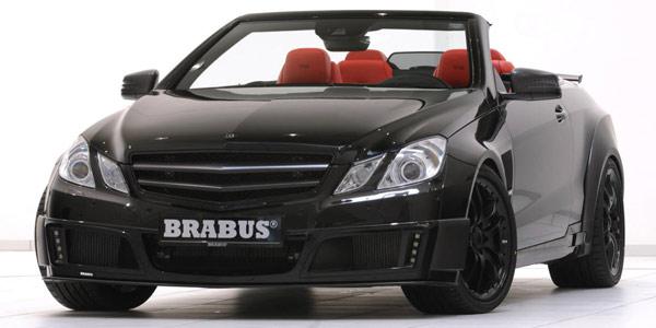 Brabus 800 E V12 Cabrio