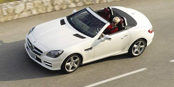Mercedes Clase SLK 250 CDI