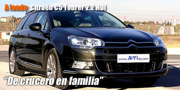Citroën C5 Tourer 2.2 HDi