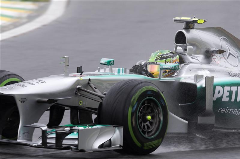 Hamilton dice que se inspira en Ayrton Senna para el Gran Premio de Brasil