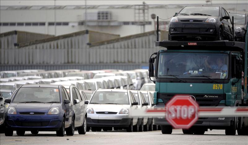 Las matriculaciones de vehículos comerciales en Europa caen un 10,2 por ciento en enero