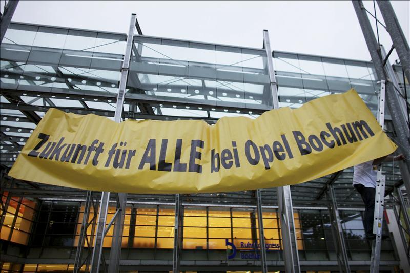 El ministro alemán de Economía rechaza las ayudas del Estado para Opel