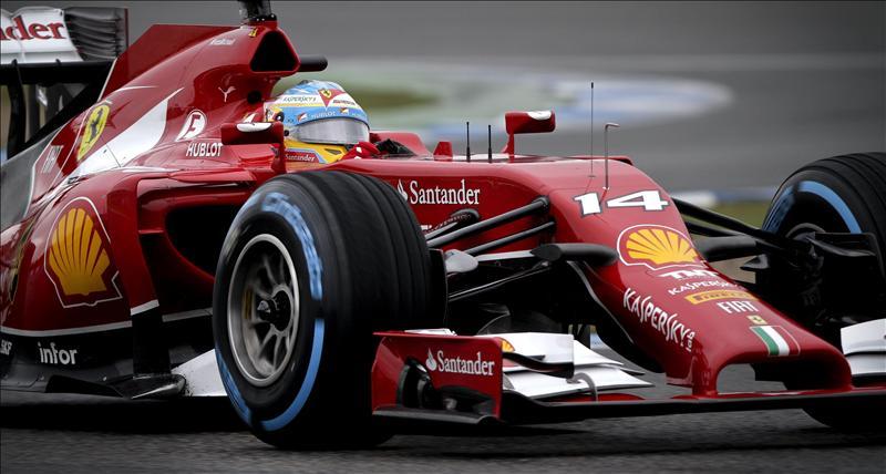 Massa marca el mejor tiempo y Alonso es segundo en Jerez