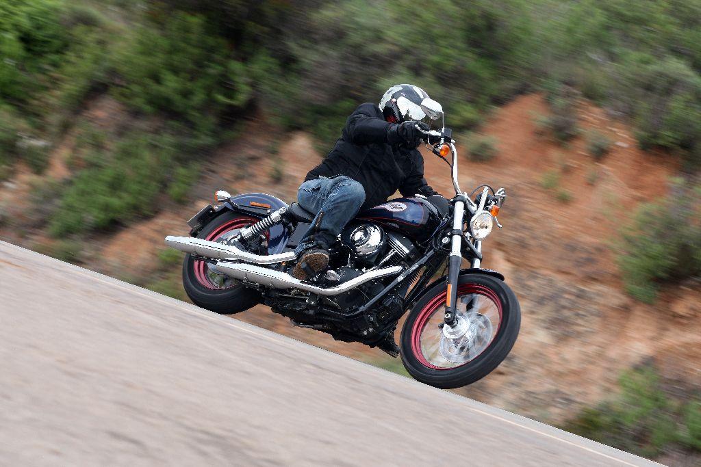 Gama Harley 2013.5 presentación