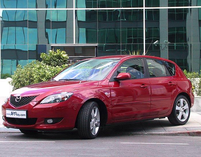 Mazda 3 2.0 Sportive 2004
