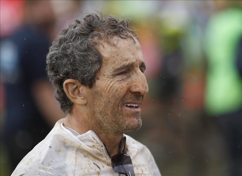 Alain Prost afirma que un excampeón intenta 'llenar el vacío que deja la Fórmula Uno'
