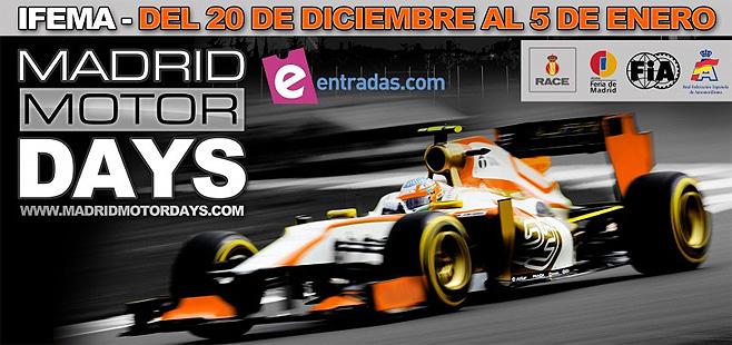 Abre sus puertas el Madrid Motor Days