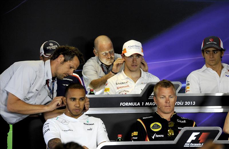 Alonso cree que en Hungría se mantendrán las distancias