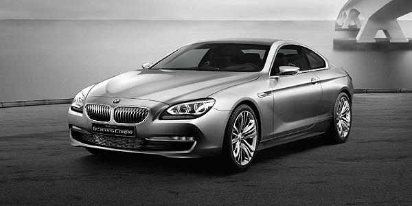 BMW Concept 6 Series Coup