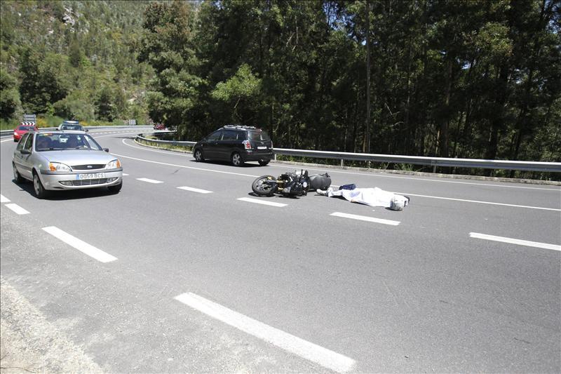 Once muertos en accidentes de tráfico durante el fin de semana