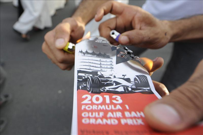 Los opositores de Baréin denuncian cientos de agresiones por el GP de Fórmula Uno